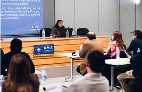 Fundación AMA web